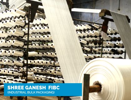 FIBC bags & woven sacks Manufacturing Company in Gujarat