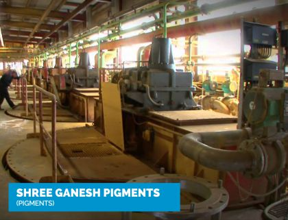 Pigment manufacturing Company in Gujarat
